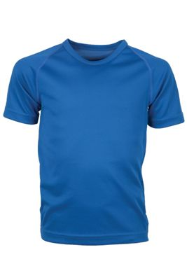 Climate Short Sleeve Breathable Quick Drying Round Neck Tee Shirt T-Shirt Top