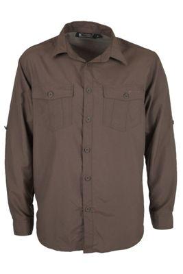Travel Convertible Men's Shirt