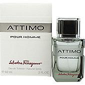 Salvatore Ferragamo Attimo Pour Homme Eau de Toilette (EDT) 60ml Spray For Men