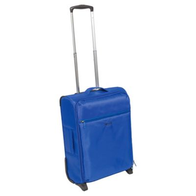 Revelation by Antler Alight 2-Wheel Suitcase, Blue Small