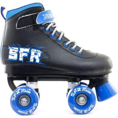SFR Vision II Quad Skates - Blue - Size - Junior UK 11