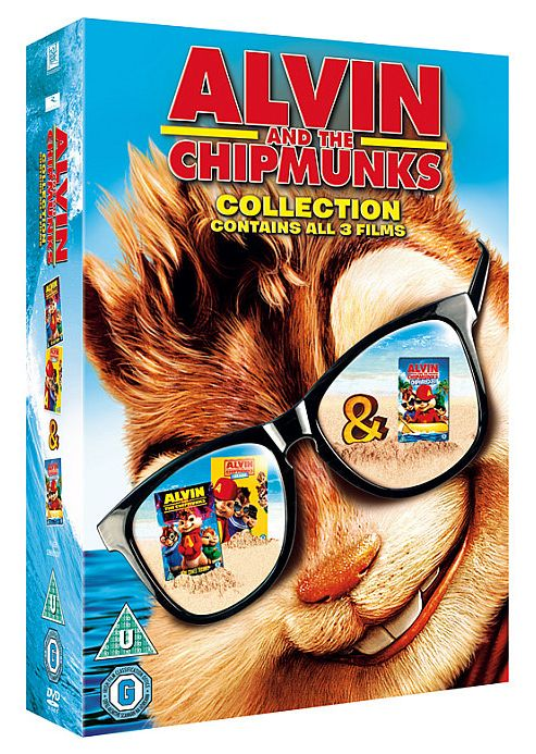 Alvin And The Chipmunks Collection (DVD Boxset)