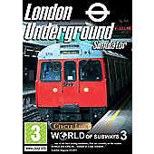 London Underground Simulator for PC DVD-ROM - PC
