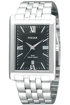 Pulsar Ladies Stainless Steel Bracelet Watch PXDB69X1