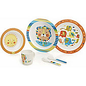 Jane Microwave Crockery Set (Roar)