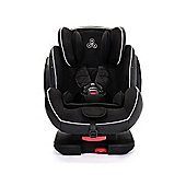 Ickle Bubba Solar Group 123 ISOFIX and Recline Car Seat - Black