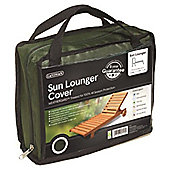 Gardman Sun Lounger Cover- Green