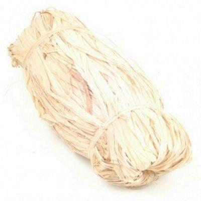 Raffia - Natural - 50g