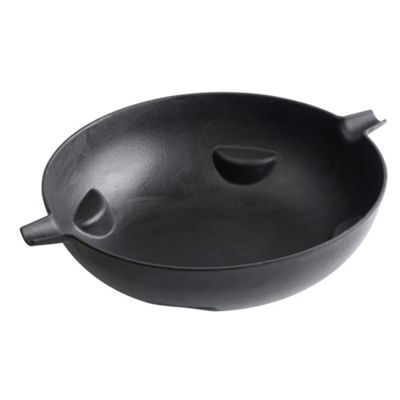 Cast Iron Wok Inlay for Use with 57cm Grid-in-Grid System