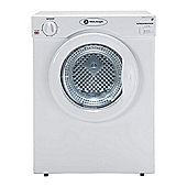 White Knight C37AW 3Kg Freestanding Vented Tumble Dryer - White