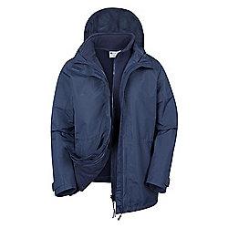 c288b2e6d Mountain Warehouse Fell Womens 3 in 1 Water-Resistant Jacket Walking ...