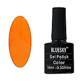 Bluesky Neon Range 10 ml Gel Polish - Orange