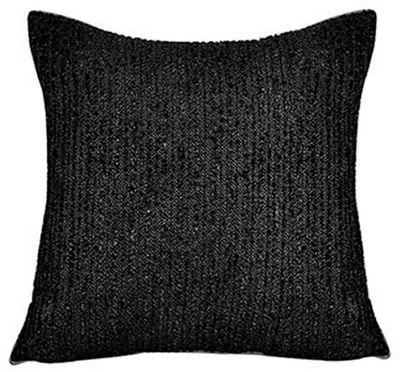 Silver Cushion Cover - Venice