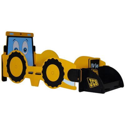 Buy JCB Junior Bed Frame + Mattress from our Toddler Beds range - Tesco