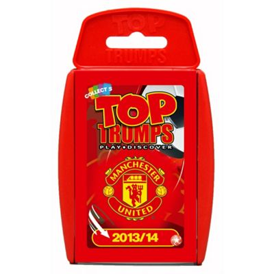 Top Trumps - Manchester United Card Game