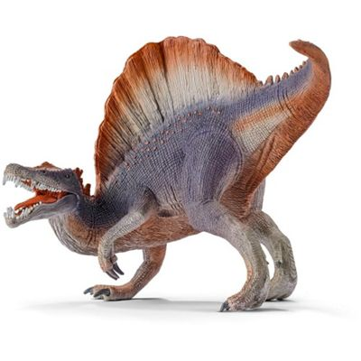 Schleich Spinosaurus Educational Toy (Violet)