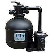 iFLO 500 Filter Pump Pack 0.75hp