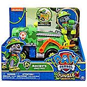 Paw Patrol Jungle Rescue - Rocky's Jungle Truck