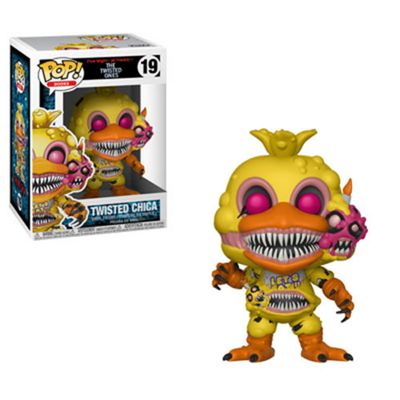 Funko Pop! Books - Fnaf The Twisted Ones Vinyl Figure - Twisted Chica