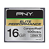 PNY CompactFlash 16GB memory card