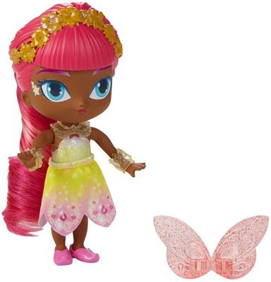 Shimmer & Shine Doll - Minu Girls Toy Play Fisher Price Brand New