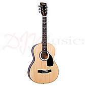 Falcon F200 Natural Acoustic Guitar