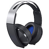 Sony PS4 Wireless Stereo Platinum headset