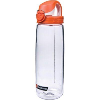 Nalgene OTF On The Fly Bottle 700ml Clear/Orange