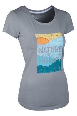Mountain Warehouse Nature Womens T-Shirt ( Size: 20 )
