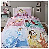 Disney Heart Strong Princess Duvet