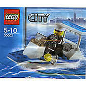 LEGO City: Police Boat Set 30002 (Bagged) - Construction
