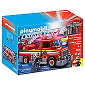 Playmobil 5682 City Action Fire Engine