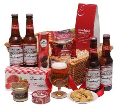 Budweiser Basket Catalogue Number: 240-0815