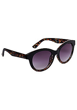 F&F Kaleidoscope Effect Sunglasses One size Multi