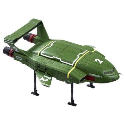 Thunderbird 2 Vehicle with mini Thunderbird 4