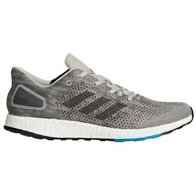 adidas Pureboost DPR Mens Running Fitness Trainer Shoe Grey - UK 9
