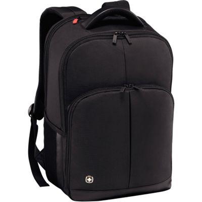 Wenger 601072 Link 16 inch Laptop Backpack Black