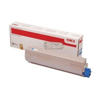 Oki Cyan Toner Cartridge 45862816