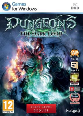 Dungeons The Dark Lord (PCCD)