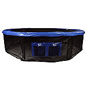 We R Sports 8FT BounceXtreme Trampoline Bottom Safety Net/Skirting