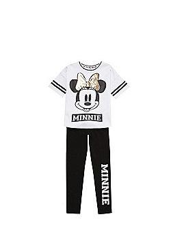 Disney Minnie Mouse Sequin Pyjamas - Multi 2bbf8e1c6