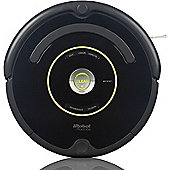 Irobot Roomba 650 Robotic Vacuum Cleaner Hoover