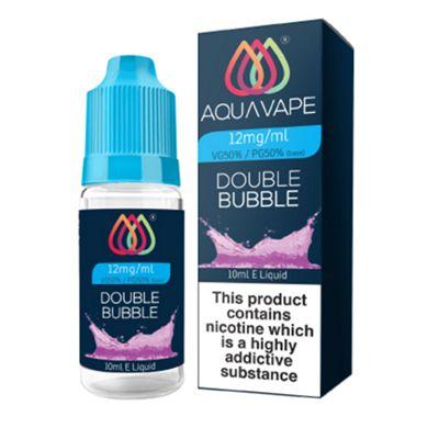 Double Bubble E-liquid 12mg