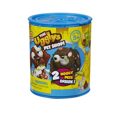 The Ugglys Pet Shop! Ugly Pets Double Pack
