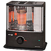 Zibro RS-29 2.9kW Single Burner Paraffin Heater
