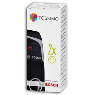 Tassimo Bosch Coffee Machine Espresso Maker Decalcifying Tablets TCZ6004 311530 Descaling Tablets