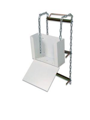 Amigo 5.49m (18ft) Fire Escape Ladder