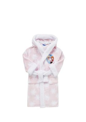 Disney Frozen Fleece Dressing Gown 7-8 years Multi