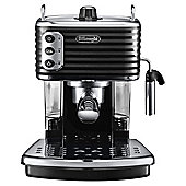 De'Longhi Scultura Pump Espresso Coffee Machine - Black