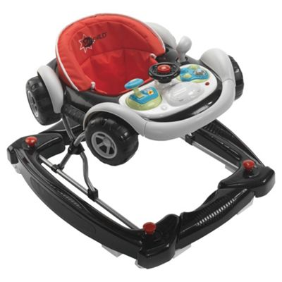 My Child Coupe Baby Walker Black